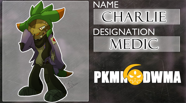 MEDIC!Charlie :PDWMA: by SonicSketch