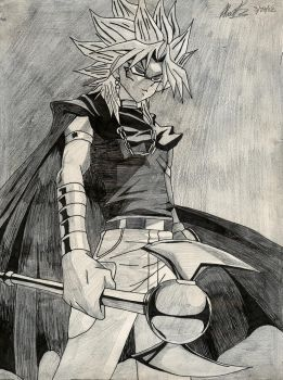 The Darkness of Marik by shurtugalgeek