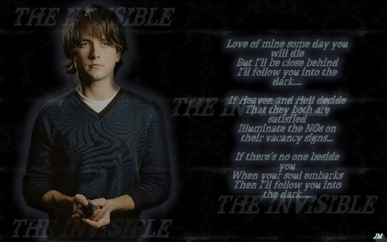.::The Invisible...::. by a7xrja