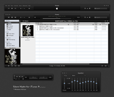 Silent Night iTunes 9 for Win by DaHLiA-7