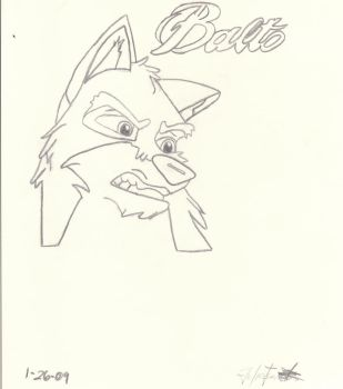 Balto by GoofLove101