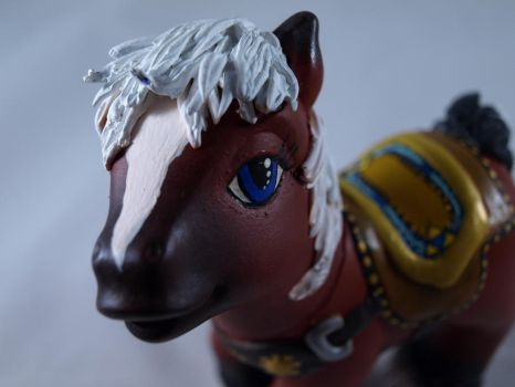 Epona Custom by Gippaloo