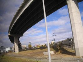 Overpass by CRStock