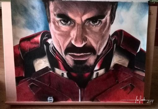 Iron Man Terminado by padraven