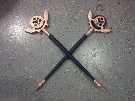 Ni No Kuni Wands Completed by BeCOSyouPLAY