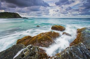 Pacific Surrounds by DrewHopper