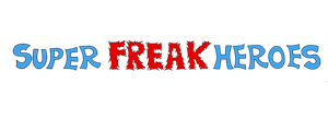 Super Freak Heroes Logo by Kibaro-Kun