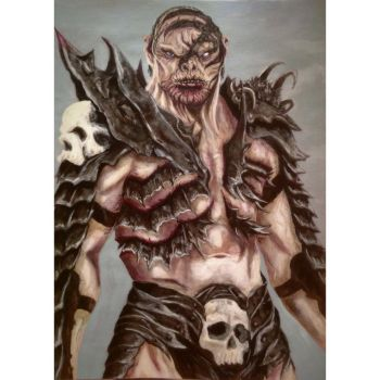 bolg and azog relationship problems