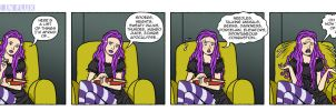 My Life in Flux 176 by The-Mirrorball-Man