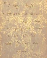 Harry Potter 1 End Quote by Roselna