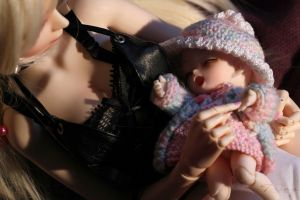 *CONGRATULATIONS* to Lucia, Sophie and the Newborn by Tiriaq