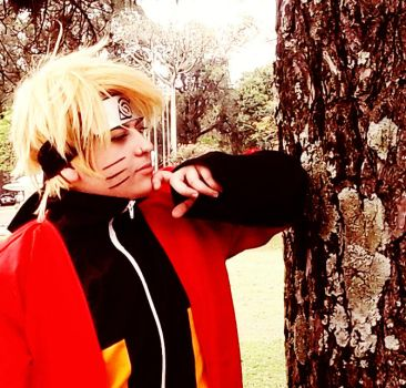 Naruto cosplay by AneRainey