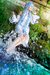 Asuna Yuuki: Feel the water, see the light by AN0RIEL
