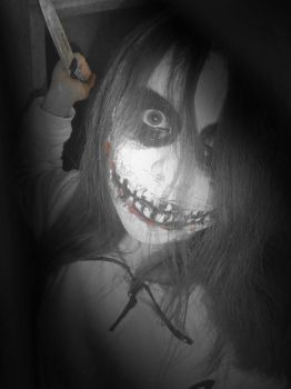 Mi crossplay de Jeff the Killer by JokerLina403