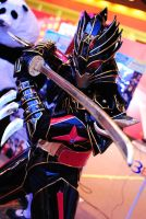 TGS 2011 Cosplay - Karas 2 by Constrictorz