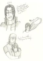 Doodles for Sammers by Lost-in-Legends