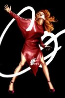 MADONNA - Red Confessions by davidkawena