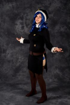 Juvia skit cosplay photo by destinette