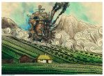Howl's Moving Castle by beathaart