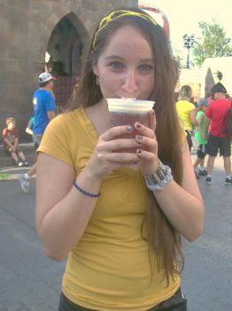 Butterbeer Experience by RomioneShipper4Ever