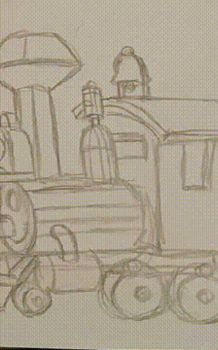 Casey Jr animation test by GameGeeksDeviant