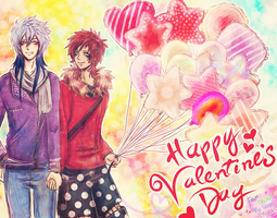 Happy Valentine's Day - Morby - by KiraiRei