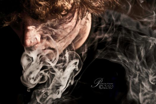 chill and smoke shischa by 89-RAW-89