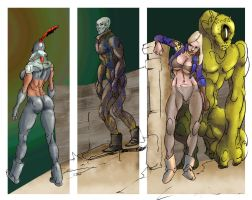 Sketches   by Selkirk (COLORS) by carol-colors