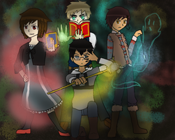 HetaNEXT Magic four by NotoriousDogfight
