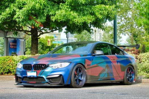 Super M4 by SeanTheCarSpotter