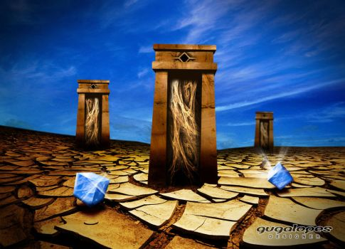 STRATOVARIUS artwork by GugaLopes