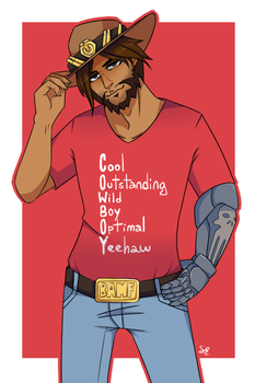 Cowboy by Basscarrier