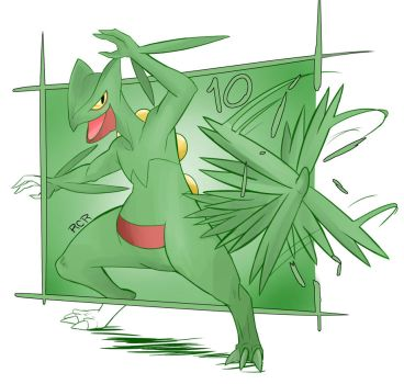 Sceptile by RCR2895