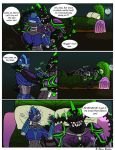 Borox and the Waterbed by Pearllight180