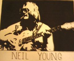 Neil Young by dcretch57