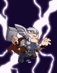 LBH Thor by KidNotorious by VPizarro626