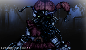 Withered Circus Baby by FreddyFredbear