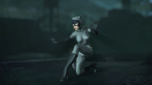 Animated Catwoman Outfit by TheRumbleRoseNetwork