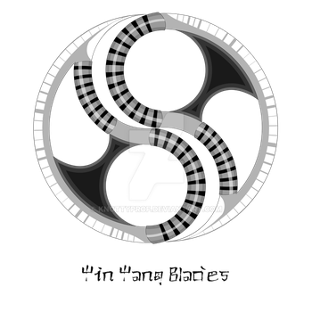 YinYang-Blades by knottyprof
