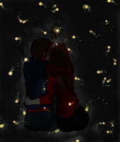 Fireflies by Crackers42