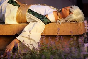 Magi - Take a day off by DinoCavallone