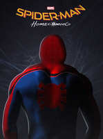 Spider-Man Homecoming Poster by LitgraphiX