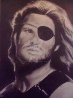KURT RUSSELL JOHN CARPENTER'S ESCAPE FROM NEW YORK by BUMCHEEKS2