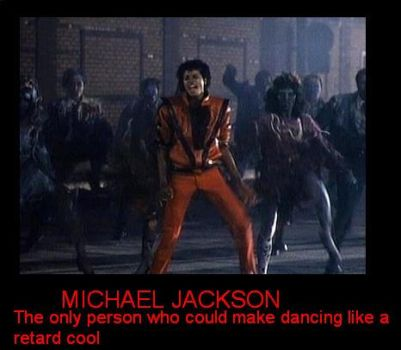 michael jackson demotivational by DN-Mangle