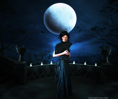 Mistress of the Night by MysticSerenity