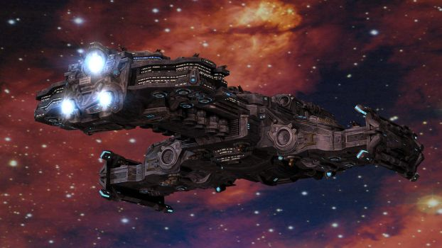 The Hyperion 2 by PeregrineStudios