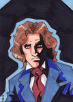 The 8th Doctor is a bad-ass by JamesRiot