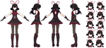 MMDxRWBY OC - Coraline Stoker + DOWNLOAD by 3030e