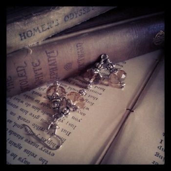 Books and Baubles is what she loves. by LitBotanica