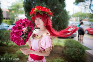 Cosfest 2013 - Magic Knight Rayearth by shiroang